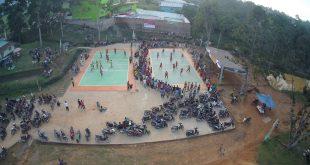 Lapangan Voli Handayani