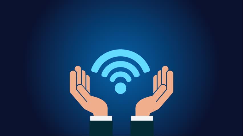 Proteksi wi-fi