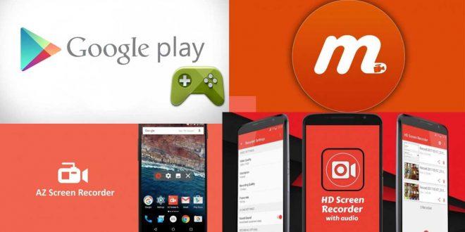 4 Aplikasi perekam layar untuk android
