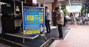 Mengurus SKCK di Palembang