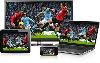 Cara Menonton Streaming Bola di HP Android