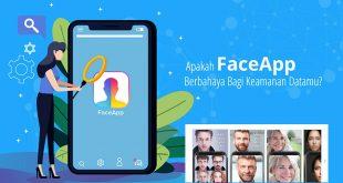 2 CaraMenghapus Data Foto Kamu di FaceApp Agar Privasi Kamu Aman Paling Mudah