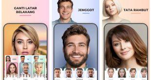 Cara Membuat Foto Oplash Challenge Menggunakan Aplikasi FaceApp