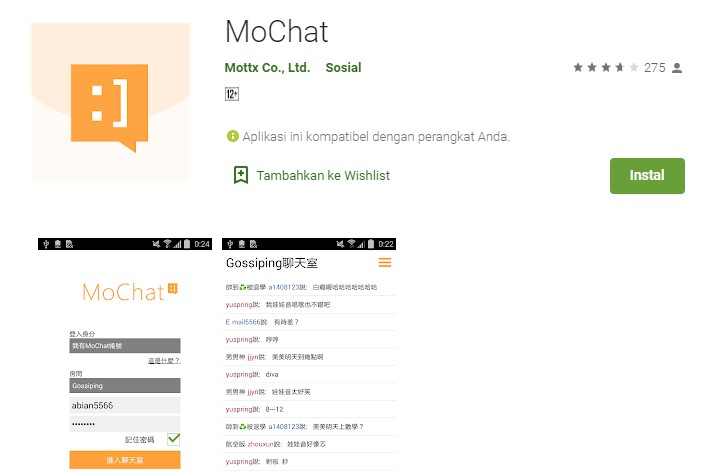 aplikasi chat paling aman anti sadap