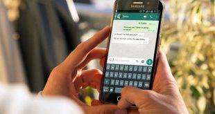 Cara Mengubah Huruf WhatsApp di HP android