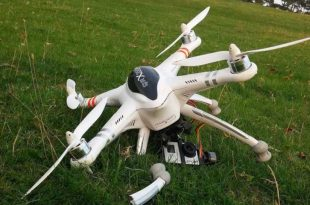 Cara menghindari jatuhnya drone akibat keteledoran pilot