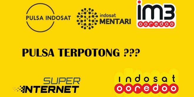 Pulsa Indosat terpotong ? ini cara mencegahnya !
